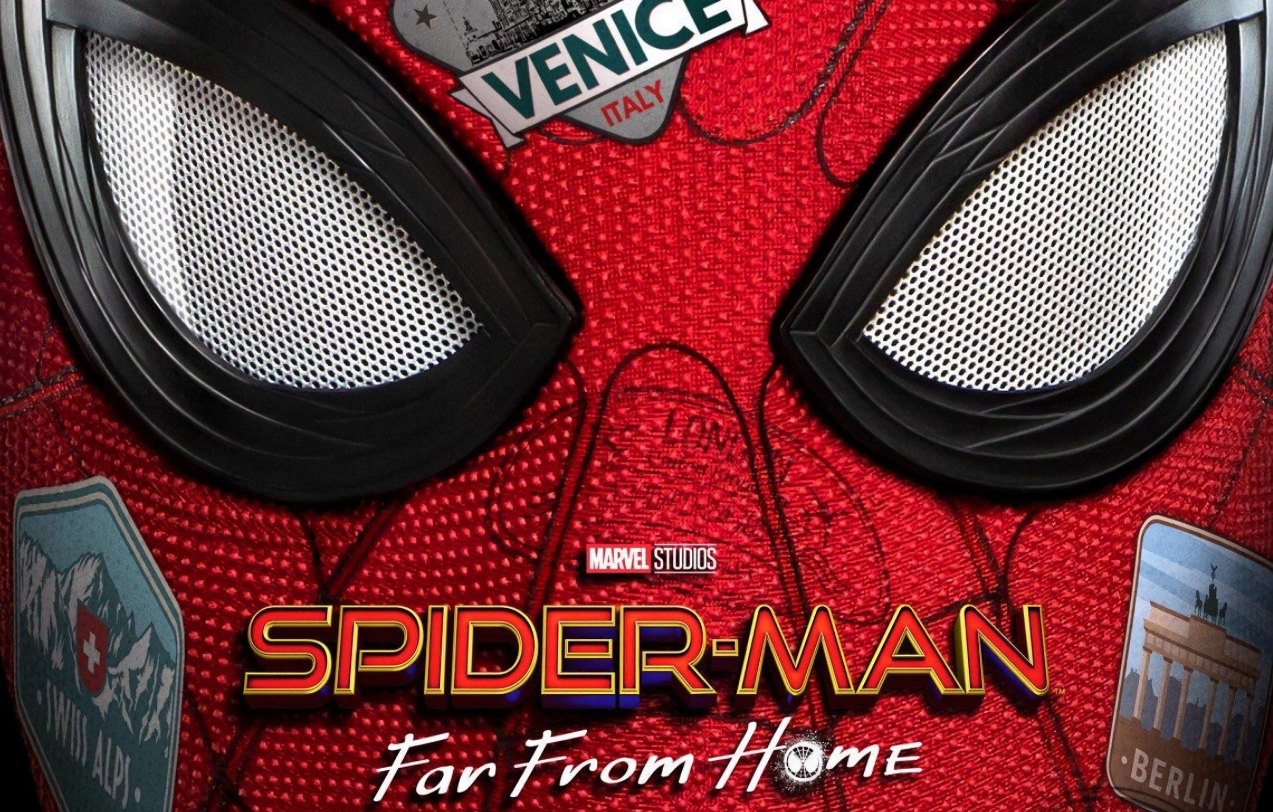 Fakta Dibalik Film SpiderMan Far From Home