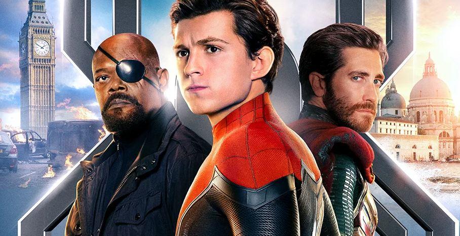 """Tokoh yang Membintangi """"Spider-Man: Far From Home"""""""