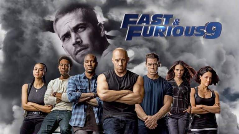 Review and Synopsis of the New Fast & Furious Movies 9