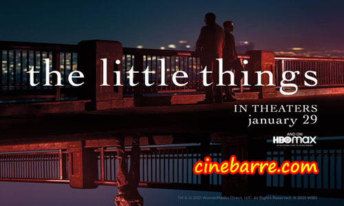 Bergenre Thriller Terbaik The Little Things