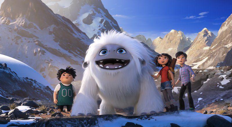 Keajaiban Yeti Dalam Film Abominable