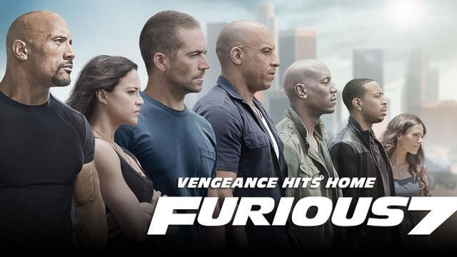 Fakta Unik Dibalik Film Fast & Furious 7
